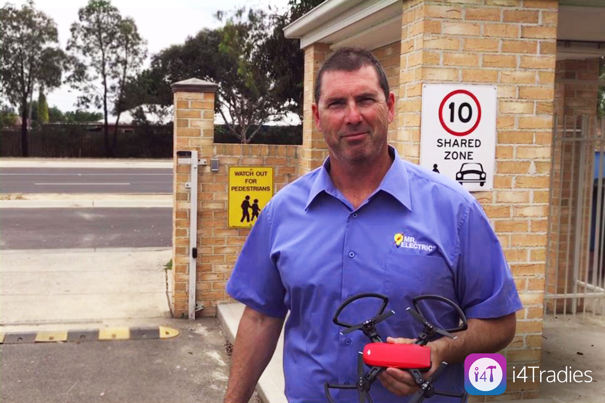 Drone Technology Setting Sky-High Service Standards for Electricians in Australia