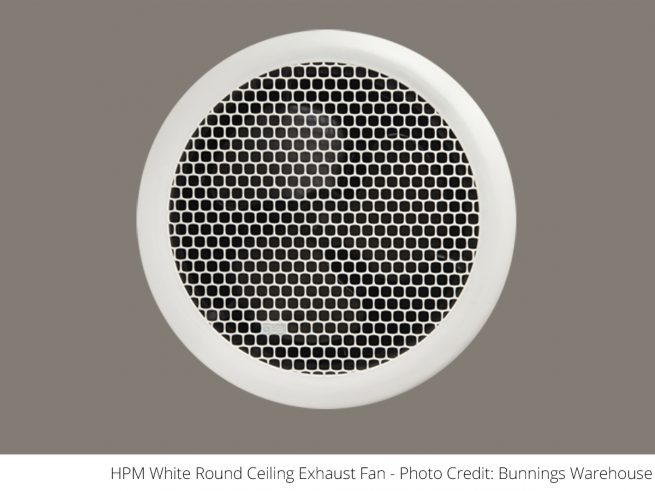 How to Choose the Right Exhaust Fan for your Bathroom